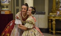 Proclamación de las falleras mayores de Valencia 2018 Rocío Gil y Daniela Gómez (716)