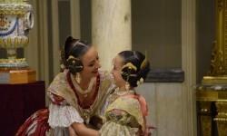 Proclamación de las falleras mayores de Valencia 2018 Rocío Gil y Daniela Gómez (726)