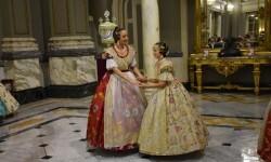 Proclamación de las falleras mayores de Valencia 2018 Rocío Gil y Daniela Gómez (727)