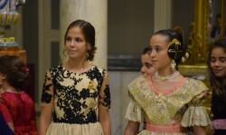 Proclamación de las falleras mayores de Valencia 2018 Rocío Gil y Daniela Gómez (738)