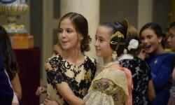 Proclamación de las falleras mayores de Valencia 2018 Rocío Gil y Daniela Gómez (740)