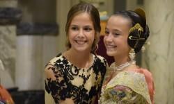Proclamación de las falleras mayores de Valencia 2018 Rocío Gil y Daniela Gómez (745)