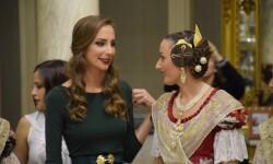 Proclamación de las falleras mayores de Valencia 2018 Rocío Gil y Daniela Gómez (773)
