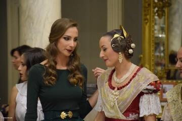 Proclamación de las falleras mayores de Valencia 2018 Rocío Gil y Daniela Gómez (775)