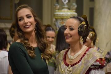 Proclamación de las falleras mayores de Valencia 2018 Rocío Gil y Daniela Gómez (787)