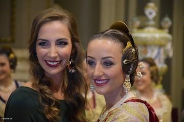 Proclamación de las falleras mayores de Valencia 2018 Rocío Gil y Daniela Gómez (797)