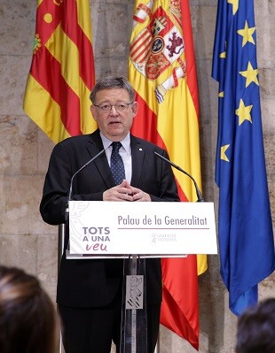 Puig ha anunciado cuatro comisiones bilaterales para encauzar la colaboración entre instituciones.