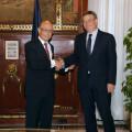 Puig traslada a Montoro la necesidad de convocar el Comité Técnico para avanzar en la reforma del sistema de financiación