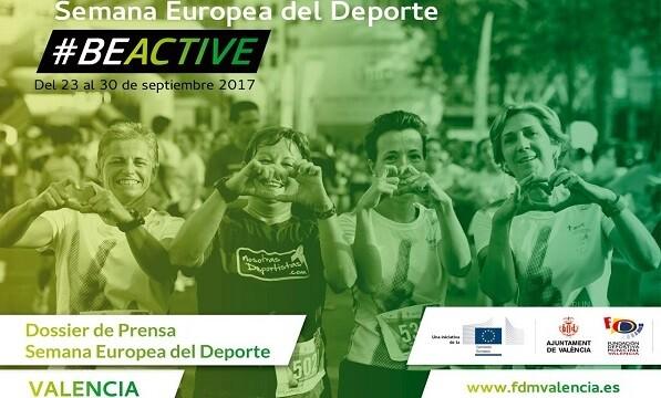 Semana Europea del Deporte.