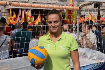 Tour Mujer, Salud y Deporte en la plaza del Ayuntamiento de València (24)