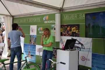 Tour Mujer, Salud y Deporte en la plaza del Ayuntamiento de València (34)