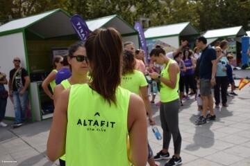 Tour Mujer, Salud y Deporte en la plaza del Ayuntamiento de València (6)