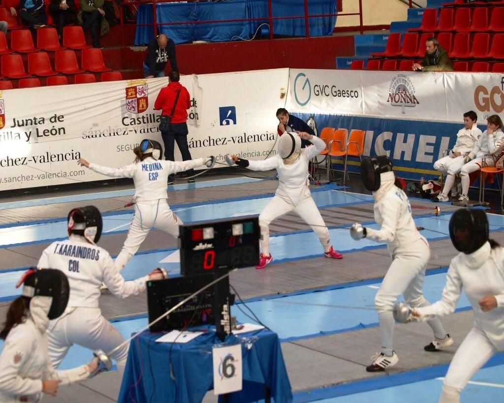 Un momento del Torneo de Valladolid 00 - Foto Jose Cabo
