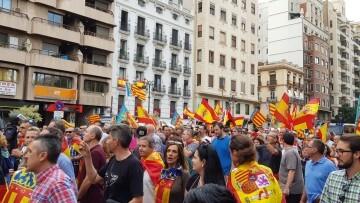 Una manifestación nacionalista del 9 de Octubre en Valencia con tensión (100) (Medium)