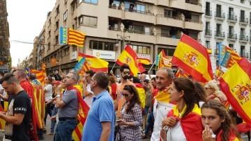 Una manifestación nacionalista del 9 de Octubre en Valencia con tensión (104) (Medium)