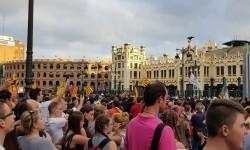 Una manifestación nacionalista del 9 de Octubre en Valencia con tensión (107) (Medium)