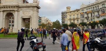 Una manifestación nacionalista del 9 de Octubre en Valencia con tensión (133) (Medium)