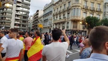Una manifestación nacionalista del 9 de Octubre en Valencia con tensión (135) (Medium)