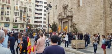 Una manifestación nacionalista del 9 de Octubre en Valencia con tensión (90) (Medium)