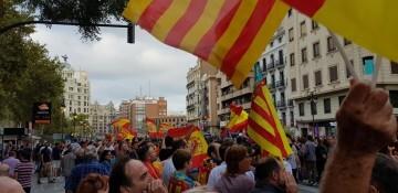 Una manifestación nacionalista del 9 de Octubre en Valencia con tensión (96) (Medium)