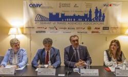 València, capital internacional del turismo con motivo de la 4ª Cumbre Mundial de Agencias de Viajes.