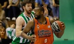 Valencia Basket vence al Real Betis Energía Plus (80-80).