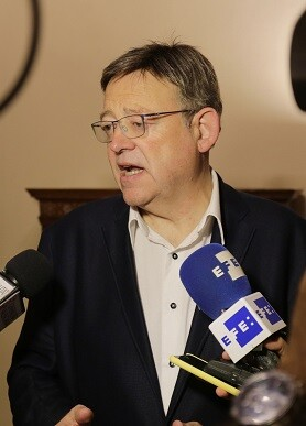 Ximo Puig.