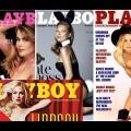 El antes y después de las conejitas más famosas de Playboy