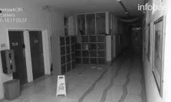 """¿Fantasma o burla? El video que aterra una antigua y """"embrujada"""" escuela irlandesa"""