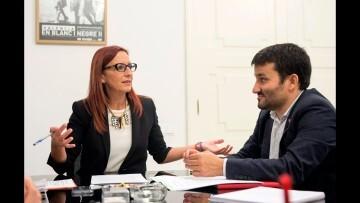 Generalitat y Diputación renovarán la colaboración para impulsar un segundo Plan Municipal de Mantenimiento de Escuelas