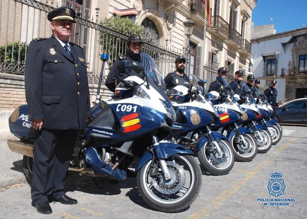 la-polica-nacional-refuerza-su-unidad-motorizada-en-jerez