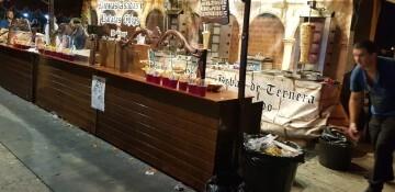 mercado medieval de las Torres de Serranos 2017 (12)