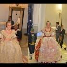 Proclamación en 3D de las falleras mayores de Valencia 2018 Rocío Gil y Daniela Gómez #Proclamació18