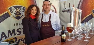 street food con el AMSTEL VALENCIA MARKET @HEINEKEN_ESCorp @Amstel_ES #amstelmarketvlc (1)