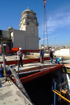 1. Obras de remodelación. 2006
