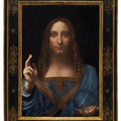 'Salvator Mundi' de Da Vinci se convierte en el cuadro más caro de la historia