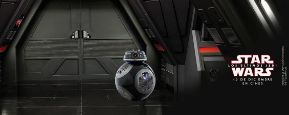 359 Maratón de Star Wars ante el estreno de la nueva entrega 'Los últimos Jedi' Documentos de Google 359