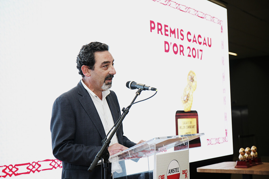 AMSTEL ENTREGA LOS PREMIS CACAU D'OR A LOS MEJORES ALMUERZOS DE LA COMUNITAT (1)