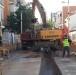 Aigües de l'Horta y el Ayuntamiento de Torrent renuevan la red de alcantarillado en la calle Constitución