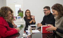 Amigó y Altur se reúnen con Cíes foto_Abulaila (1)