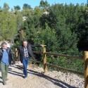 Benissoda recupera el paraje de la Font de l'Olivera y acondiciona el Camí de la Bassa con la ayuda de la Diputación