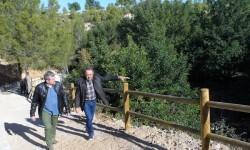 Benissoda recupera el paraje de la Font de l'Olivera y acondiciona el Camí de la Bassa con la ayuda de la Diputación.