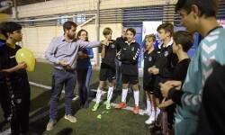 Campaña antiviolencia en futbol 11