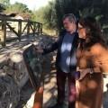 Carlet recupera los entornos naturales de la Font Blanca y La Mola con la ayuda de la Diputación.