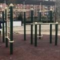 Cinco IDES de València incorporan elementos para la practicar nuevos deportes urbanos.