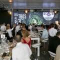 'Del tros al plat' llega a las comarcas para reivindicar el territorio valenciano con la unión de productores, cocineros y mercados.