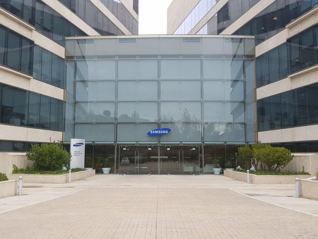 Edificio Samsung España