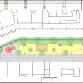 El 7 de noviembre se inicia la remodelación del jardín de la calle Ramón de Castro.