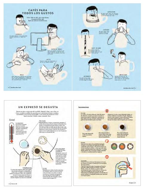 El Arte del Café, un libro ilustrado para los muy cafeteros
