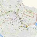 El Centro de Gestión de Tráfico informa sobre las afecciones a la movilidad con motivo del Maratón València.